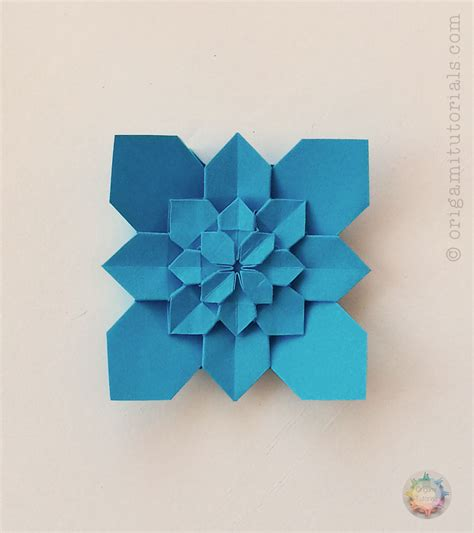 Origami Hydrangea - origami hydrangea choice image craft decoration ideas