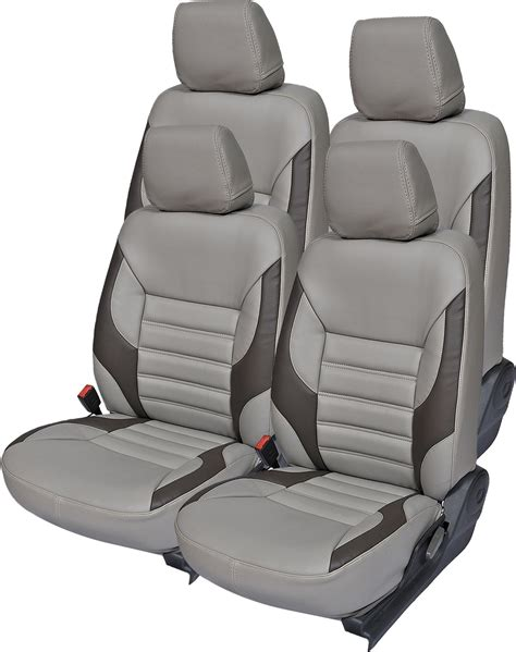 ford seat covers india gaadikart leatherette car seat cover for ford ecosport