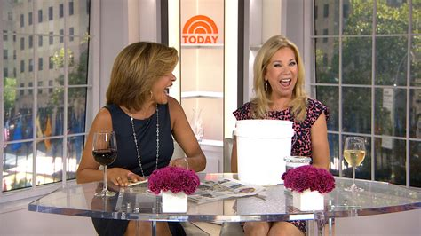 hairdresser for kathie lee and hoda klg hoda predict gender of savannah s baby today com