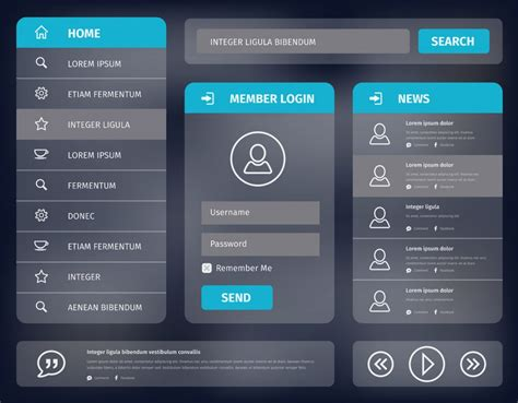 ui layout plugin building your own ui widget library for wireframing