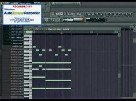 fl studio acoustic guitar tutorial fl studio nice guitar and piano melody youtube