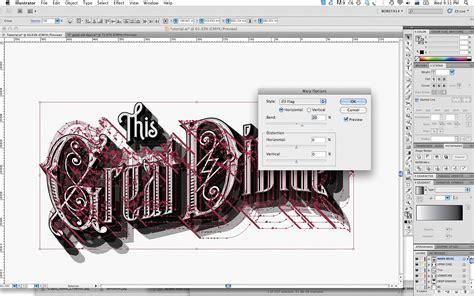 vintage pattern adobe illustrator adobe illustrator tutorial create vintage type styles