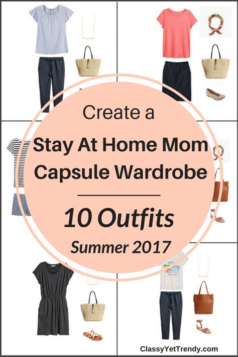 Wardrobe For Stay At Home by Create A Stay At Home Capsule Wardrobe 10 Summer