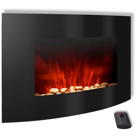 fireplace with remote vidaxl co uk curved wall mounted electric fireplace 2000