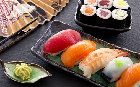 wallpaper hd 1920x1080 food sushi full hd wallpaper and background image 2560x1600