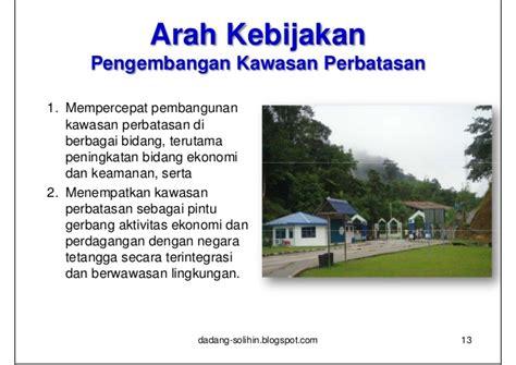 Membangun Kalimantan Potensi Ekonomi Daerah Pusat Pertumbuhan Dan Str strategi pembangunan dan pengurangan resiko bencana daerah tertinggal