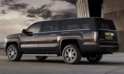 2017 Cadillac Escalade New Review and Photos!   #1 Car