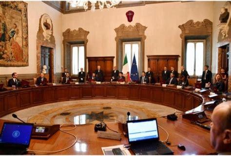 oggi consiglio dei ministri consiglio dei ministri oggi confronto su autonomia e