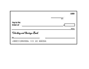 Blank Check Template Pdf Free Download The Best Home School Guide Free Blank Check Template Pdf