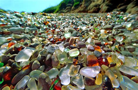 glass beaches check out some amazing images of california s glass beach