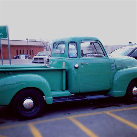 i would love to have an old pick up truck like this in the
