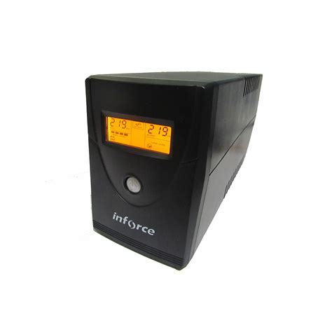Monitor Inforce inforce 12v8 2ah battery ups multimall