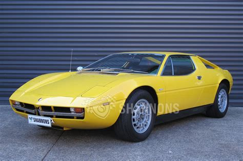 merak maserati sold maserati merak coupe auctions lot 24 shannons