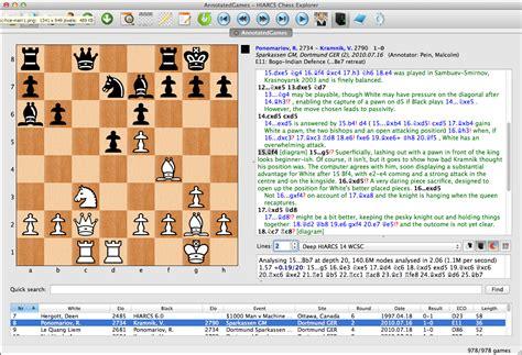 best chess database hiarcs chess software pc mac chess programs to