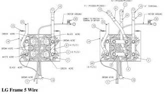 warn winch wiring diagrams nc4x4