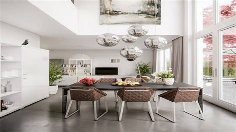 modern dining room ideas modern dining room design ideas 2017 interior