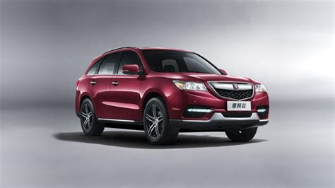who is the maker of acura car maker rips acura mdx s design