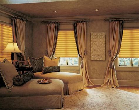 custom drapery and blinds tende