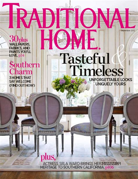 traditional house magazine 9 best traditional home covers images on pinterest