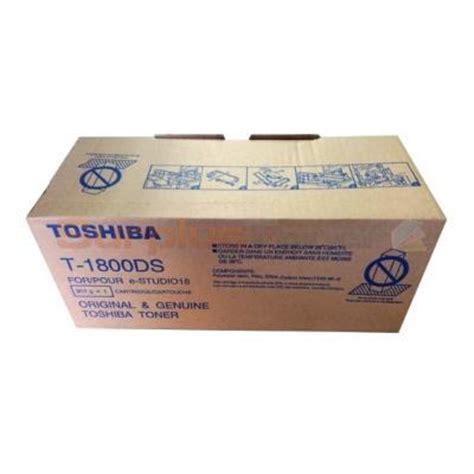 Toner Toshiba T 1800ds toshiba e studio 18 toner black t1800ds
