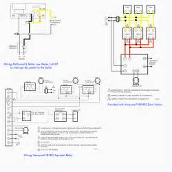 honeywell room thermostat wiring diagram 4 wire thermostat