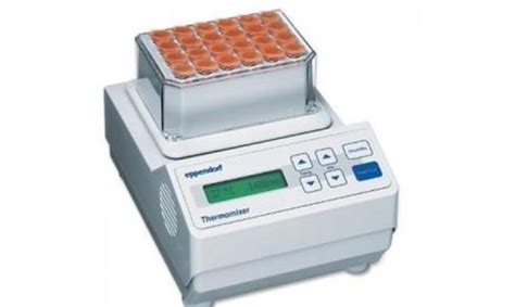 Eppendorf Thermomixer Comfort by Mixing And Temperature Laboratory Talk