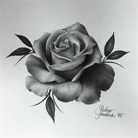 artistic rose tattoos best 20 drawing ideas on