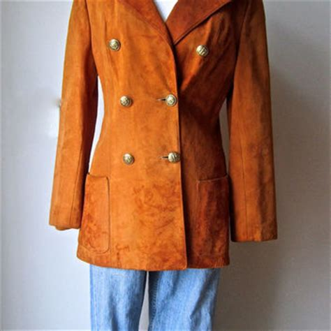 Fashion Shandy 719 1 best s brown suede jacket products on wanelo