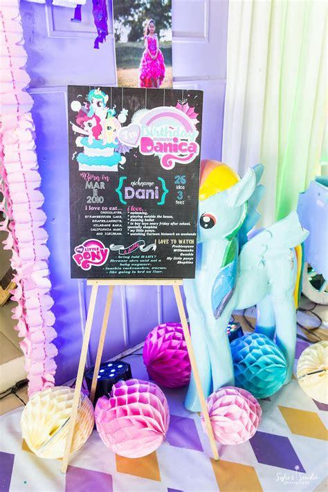 karas party ideas gigantic  pony birthday karas party ideas