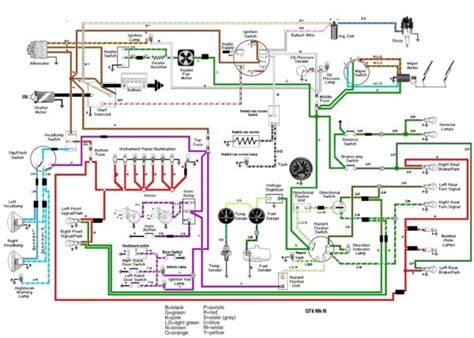 tr wiring diagram