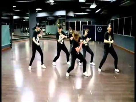 tutorial dance exo mama exo k mama dance tutorial slowed and mirrored youtube