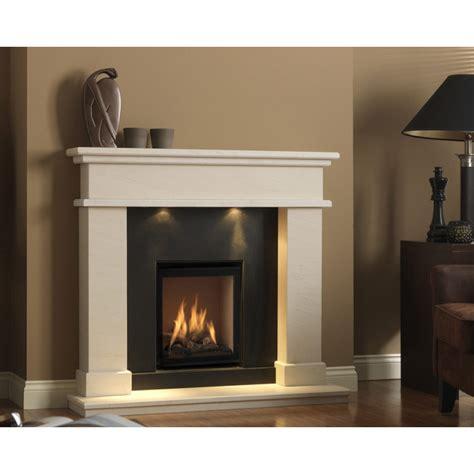 Portuguese Limestone Fireplace by Bellamy Portuguese Limestone Fireplace