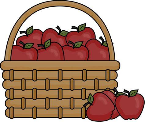 free clipart best apple basket clipart 21642 clipartion