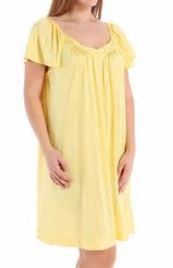Vanity Fair Nightgowns Vanity Fair Coloratura Flutter Sleeve Gown 30109 Vanity