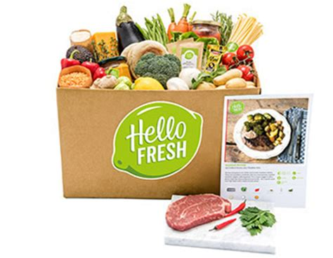 Hellofresh 30 Gift Card - classic box recipes week 11 hellofresh
