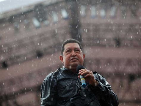 hugo chavez biography in spanish spanish newspaper says hugo ch 225 vez is in a coma and on