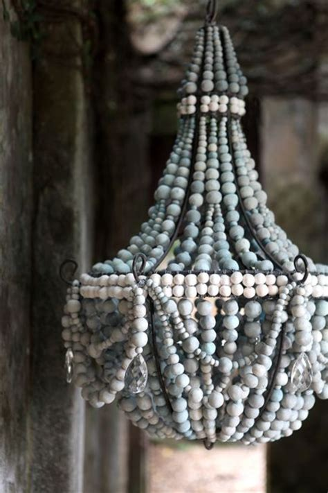 Handmade Paper Chandelier - best 20 bead chandelier ideas on beaded