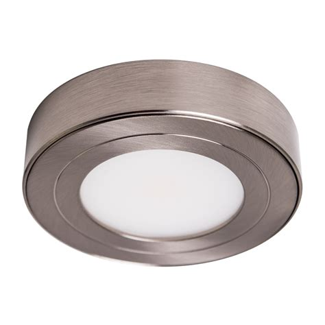 purevue dimmable led puck light armacost lighting