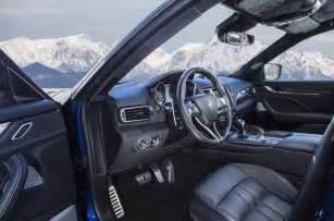 suv maserati interior 2016 maserati levante review autocar