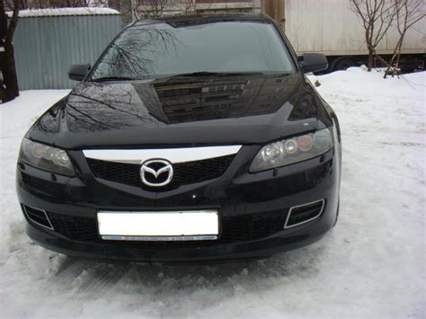 manual cars for sale 2007 mazda mazda6 electronic valve timing 2007 mazda mazda6 pictures 2000cc gasoline ff manual for sale