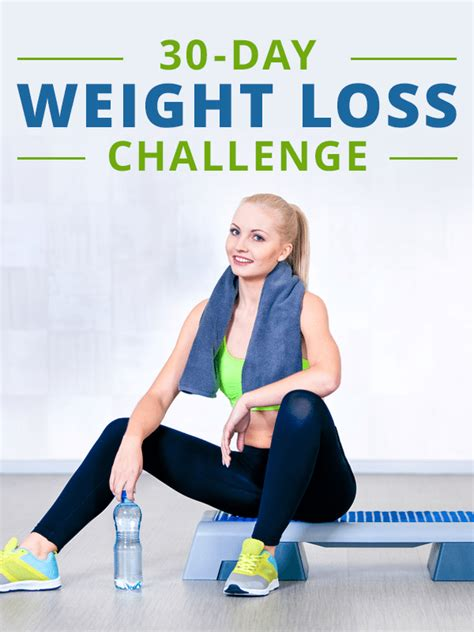 weight loss challenge program 30 day weight loss challenge