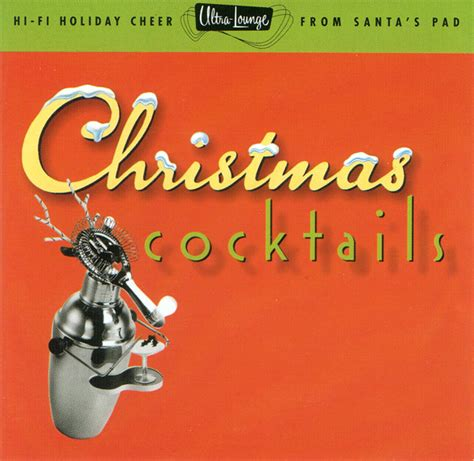 Various Christmas Cocktails Cd At Discogs