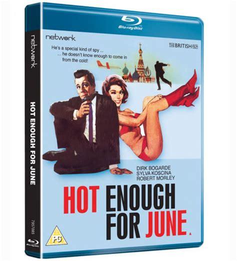 film hot enough for june hot enough for june 1964 dirk bogarde s lively iron