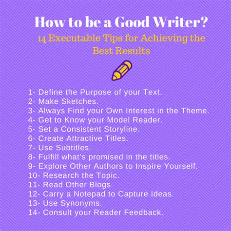 how to a to be how to be a writer tips to empower your texts