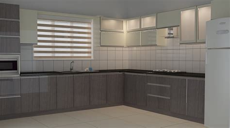 contemporary home modular kitchen interior design