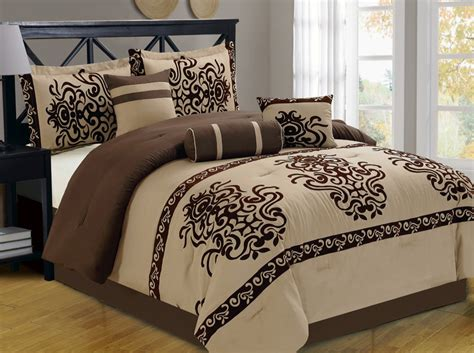 brown california king comforter sets vikingwaterford com page 59 good looking bedroom with