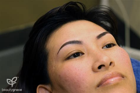 japanese tattoo eyebrow cosmetic eyebrow embroidery in sydney beauty grace