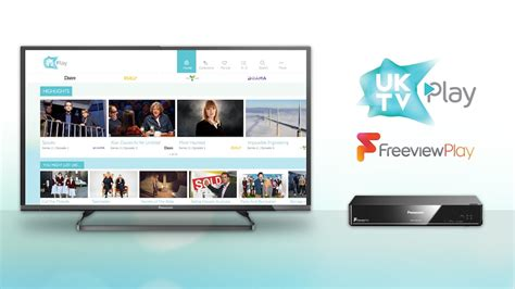 modern playful app design for david mcgowan by lucky uktv s vod service to join freeview play seenit