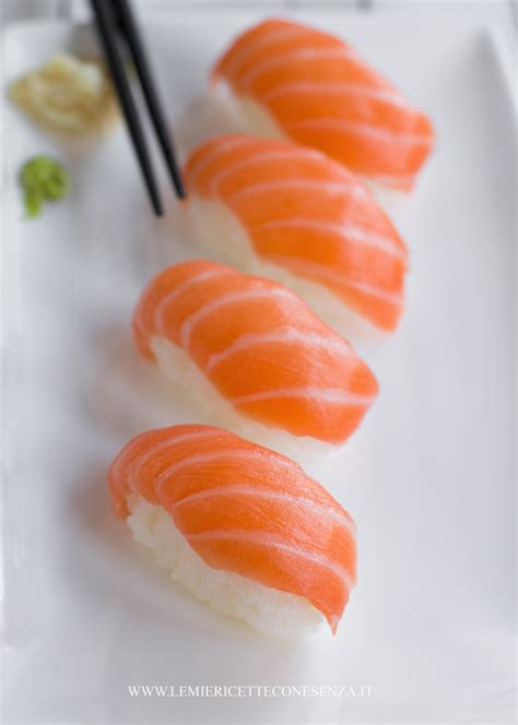cucinare il riso per sushi nigiri sushi al salmone le mie ricette con e senza