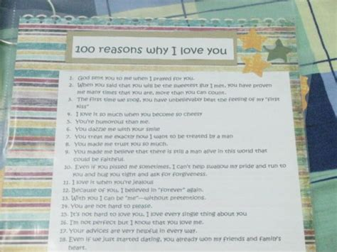 100 reasons why i love you from the dating divas 100 reasons why i love you valentines monthsary gift life